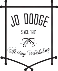 Jo Dodge Acting Workshop Logo
