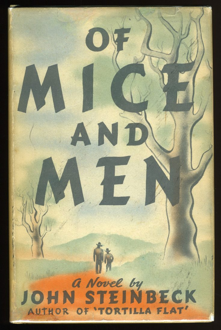 how does steinbeck show the power of dreams and dreaming in of mice and men