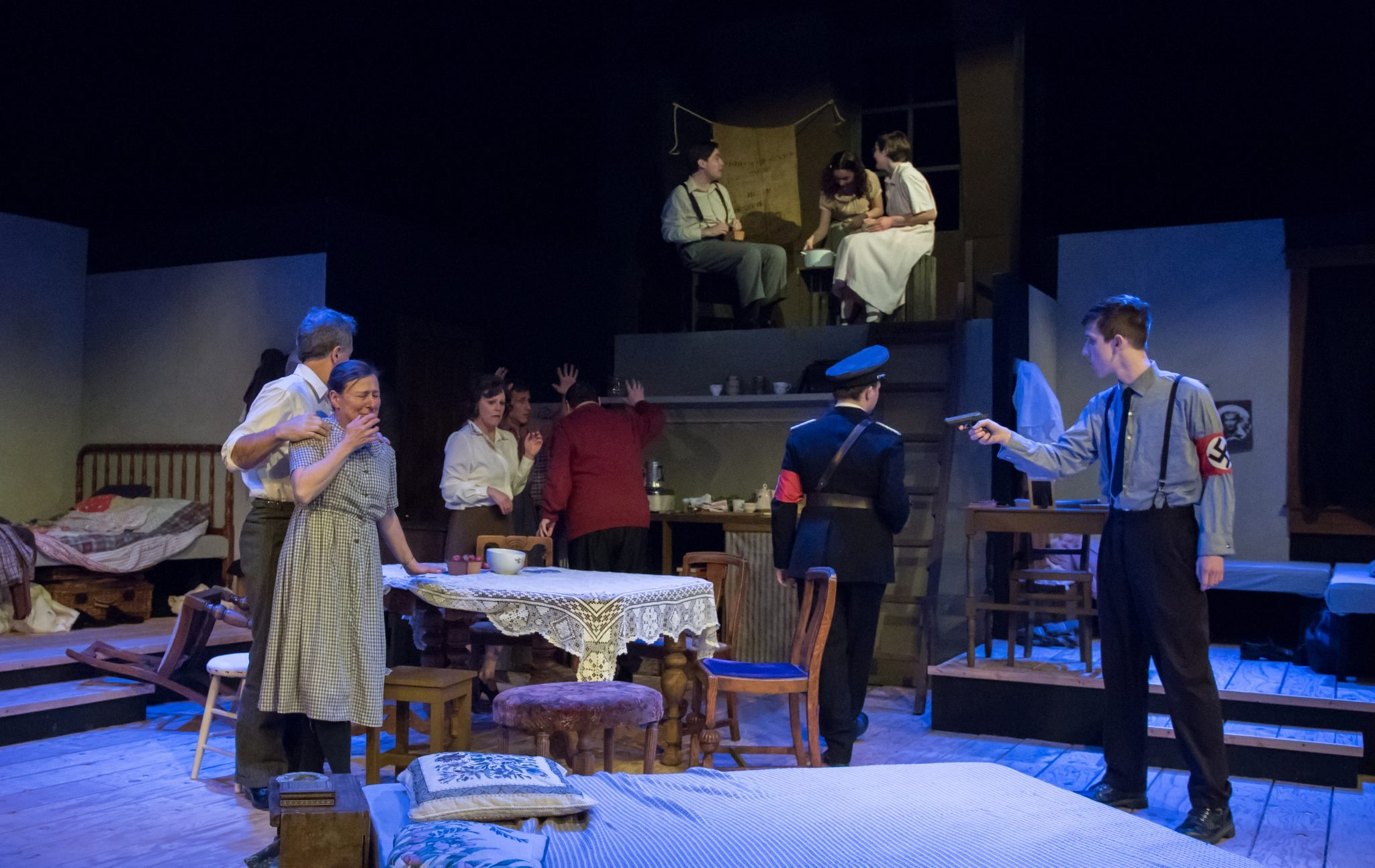The Diary Of Anne Frank 2016 Pentacle Theatre