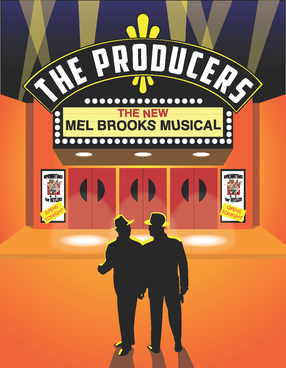 Open auditions for The Producers – Pentacle Theatre